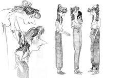 lindsey olivares: Character Design
