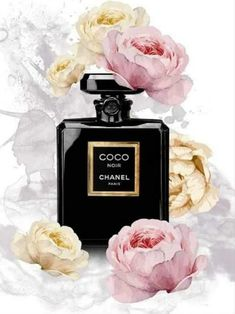 Coco Chanel Parfum, Chanel Room, Chanel Flower, Designer Image, Mode Poster, Chanel Print, New Wallpaper Iphone, Fractal, Fashion Wall Art
