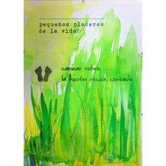 TAKE ART - Caminar sobre la hierba...