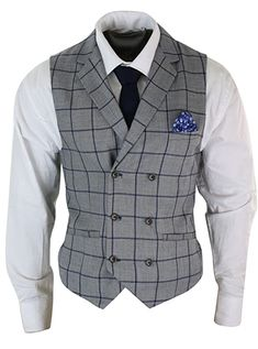 Our girls' vests and discover posh quilted gilets of top, provided keep individuals fashionably sunny on cool days. Smart Casual Wear, Casual Wear For Men, Waistcoat Men, Vest Men, Double Breasted Waistcoat, Designer Suits For Men, Do Men, Mens Style Guide, Well Dressed Men