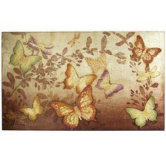 Butterflies Art Butterfly Art, Butterflies, Floor Decor, Cozy House, Girl Nursery, Clean House, Painting Inspiration, Art Boards, Cool Art
