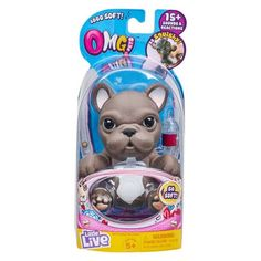 Little Live OMG Pets - French Bulldog Puppy : Target