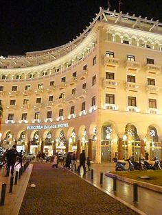 Electra Palace Hotel Thessaloniki Palace Hotel, Hotel S, Greece Hotels, Plush Carpet, Thessaloniki, Neoclassical, Wooden Flooring, Hotels And Resorts, Hospitality