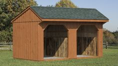 Horse Barns Maryland & New Jersey | Pole Barns NJ & MD