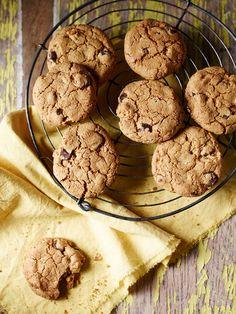 The Healthy Baker Neiman Marcus Choc Chip Cookies