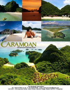 Caramoan Island. :))