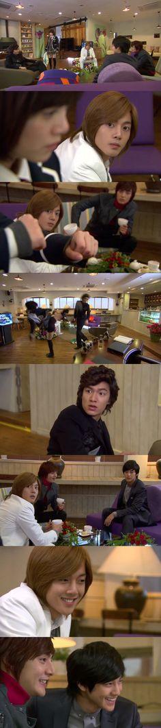 Boys Over Flowers, Ku Hye Sun, Kim Hyun Joong, Lee Min Ho, Kim Joon, Kim Bum #KDrama