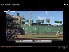 MLB® The Show™ 17 Red Sox 50 Betts HR Replay + Tyler Thornburg