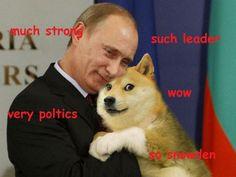 Putin + doge 4eva!