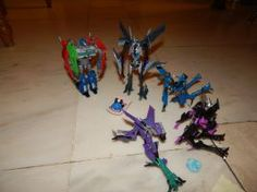 Dragstrip and Breaki's Baptism 28.30 by transformersnewfan