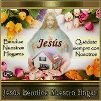Oración para BENDICIÓN DEL HOGAR