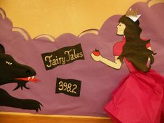 Library Displays- Awesome Ideas for Bulletin Boards by Librarians!