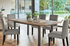 Buy Bronx 6-8 Seater Extending Dining Table from the Next UK online shop