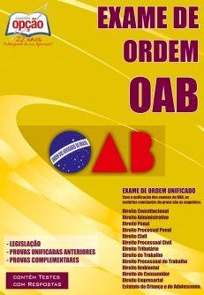 Apostila Preparatória para o XVII Exame de Ordem Unificado do Conselho Federal da Ordem dos Advogados do Brasil (OAB) - 2015
