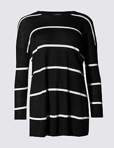 Striped Stevie Knit Jumper