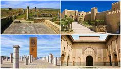 Through #LuxuryTripMorocco Explore The Four Imperial Cities Of #Rabat, #Fez, #Meknes And #Marrakech with Camel Safaries. Visit @ http://www.camelsafaries.net/