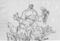 hulk Hulk, Moose Art, Marvel, Animals, Concept Art, Animales, Animaux, Animal, Animais
