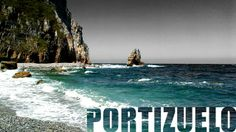 The beach of Portizuelo in Valdes - amazing amazing place, I felt like in a cathedral there! Asturias, Spain.