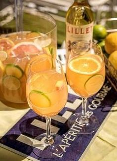 These non-alcoholic cocktails are perfect for gin and tonic fans!Gin and tonic non-alcoholic? THESE are the best cocktails without alcohol! Best Gin Cocktails, Gin Cocktail Recipes, Non Alcoholic Cocktails, Easy Cocktails, Summer Cocktails, Cocktail Drinks, Lillet Blanc Cocktails, Drink Party, Bitter Lemon