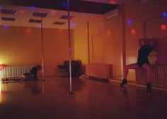 One is good but two is better #poledance
