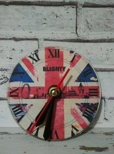 Blighty Clock