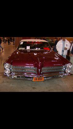 65 Pontiac Catalina Convertible!