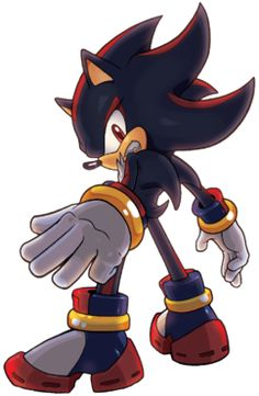 sonic the hedgehog Shadow | Shadow the Hedgehog (Archie) - Sonic News Network, the Sonic Wiki