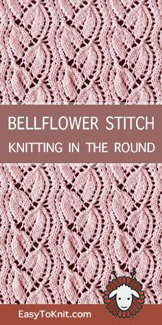 Lace Knitting In The Round , spitzenstricken in der runde , dentelle à tricoter en rond Lace Knitting Stitches, Lace Knitting Patterns, Circular Knitting Needles, Easy Knitting, Loom Knitting, Stitch Patterns, Knitting Machine, Lace Patterns, Knitting Projects