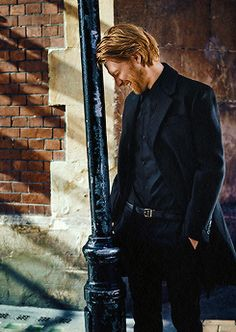 demelzahcarne:  Domhnall Gleeson photographed by Tomo Brejc for EsquireUK