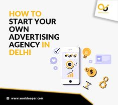 Advertising Agency in Delhi can give you a bundle of opportunities to success but you have to plan ahead before starting an ad agency in Delhi. Digital Advertising Agency, Online Advertising, Graphic Design Company, Branding Services, Build Your Brand, Business Website, Entrepreneurship, Told You So, Challenges