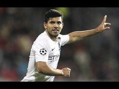 Sergio Kun Aguero - The Best - All 26 Goals - 2013/14 - In Order