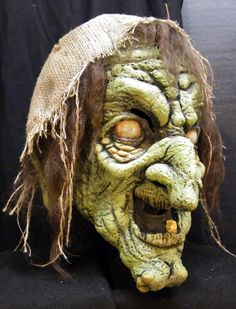 scary witches | Hag from the swamp