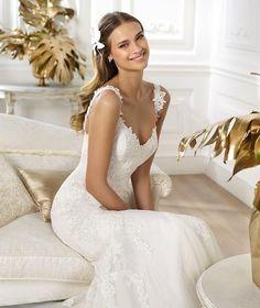 Anna Campbell Wedding Gowns Attire Pinterest Anna Campbell