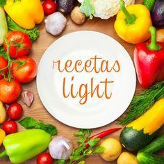 Recetas de cocina light. Platos salados y ligeros.