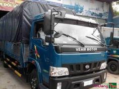 Xe tải Veam VT 340 - Veam VT 340 - 3.5 tấn thùng mui bạt, thùng mui kín, lòng thùng dài 6.05 mét, động cơ 3.9 lít Hyundai HD 72 - D4BD/J34 Hàn Quốc Liên Hệ: 0901987627. Mr: Vương để có giá tốt nhất  Xe tải Veam VT 340 ( 3490kg - 4x2 ) là dòng xe tải tầm trung của Veammotor được sản xuất, lắp ráp trên dây chuyền công nghệ hiện đại, động cơ D4BD/J34 Huyndai nhập khẩu từ Hàn Quốc, sử dụng béc dầu điện tử mạnh mẽ và tiết kiệm nhiên liệu theo tiêu chuẩn khí thải Euro II, Intercooler... Cabin…