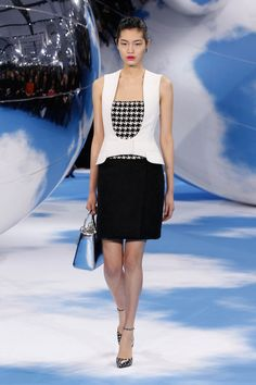 Look N° 23 / Autumn-Winter 2013 / Collection / READY-TO-WEAR / Woman / Fashion & Accessories / Dior official website
