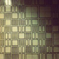 cristianacouceiro underground tiles, maria keil