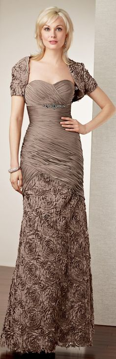 Alyce Jean couture ~ backup MOB dress