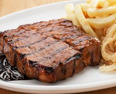 Feast your eyes on the Spur steak menu. Our legendary steaks are carefully aged, tender, tasty & chargrilled with our unique Spur basting. The way steak should be. Steak Menu, Beef Steak, Char Grill, Steaks, Grilling, Tasty, Meat, Food, Beef Steaks