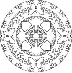 Free butterfly Mandala Coloring Pages. 30 Free butterfly Mandala Coloring Pages. Free Mandala Coloring Pages for Adults 3129 Adult Coloring Sunflower Coloring Pages, Abstract Coloring Pages, Butterfly Coloring Page, Mandala Coloring Pages, Animal Coloring Pages, Coloring Pages To Print, Coloring Book Pages, Printable Coloring Pages, Coloring Pages For Kids