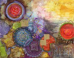 Dawn Breaks by Vicki Baun Barry