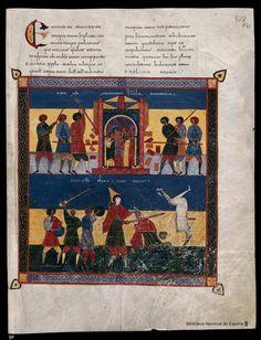 Beato de Liébana. Beato de Liébana , Santo — Manuscrito — 1047 362