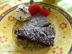 Low calorie brownies, Jillian michaels and Brownies on Pinterest