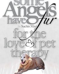 Some Angels have Fur | Pet Rescue, Weight Loss, Health, Fitness Books | Sachin Mayi  http://sachinmayi.com/