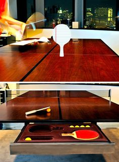 Table & Tennis