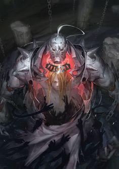 FullMetal Alchemist Alphonse Elric art,so cool. Fullmetal Alchemist Brotherhood, Fullmetal Alchemist Alphonse, Alphonse Elric, Full Metal Alchemist, Der Alchemist, Edward Elric, Manga Anime, Anime Art, Sad Anime