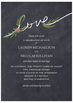 costco wedding invitation less than a dollar a piece no rsvp card
