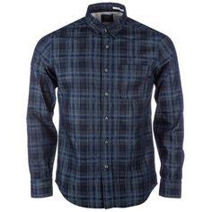 mens-printed-denim-shirt