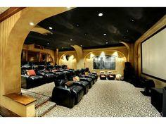 #creativityelevated  home theatre