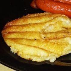 Basic Cheese Polenta Allrecipes.com